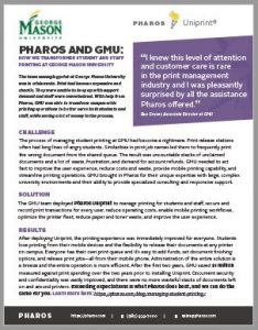 Pharos and George Mason University  thumbnail
